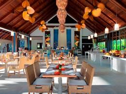 Le restaurant Vasco's du H Resort Beau Vallon Beach