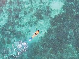 L'un des meilleurs spots de snorkeling du pays