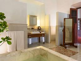 1 Bedroom Junior Suite 1 King de l'Hacienda Temozon