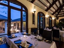 Le restaurant The Heritage de l'Heritage Suites Hotel