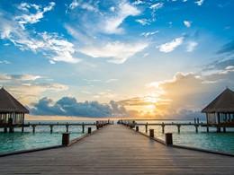 Contemplez un magnifique lever de soleil