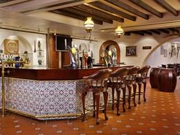 Hemingway's Bar de l'hôtel Hilton Abu Dhabi