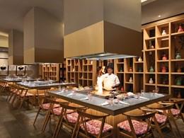 Le restaurant Sakura