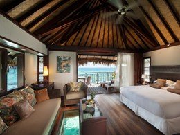 Premium Panoramic Overwater Bungalow