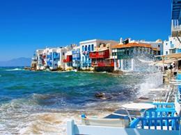 Profitez de votre séjour à l'hôtel pour découvrir Mykonos