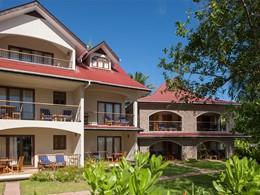 Un hôtel à quelques pas de la plage de Côte d'Or