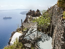 Architecture du Honeymoon Petra Villas