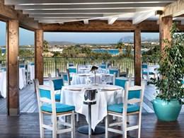 Plats traditionnels méditerranéens au restaurant Mediterraneo