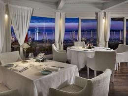 Le restaurant Marinella