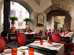 Le restaurant Osteria Della Pagliazza