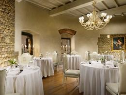 Le restaurant Santa Elisabetta