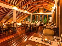 Le restaurant Spice Garden
