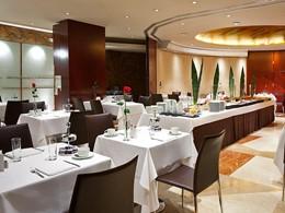 Le petit déjeuner de l'hôtel 5 étoiles Claris à Barcelone