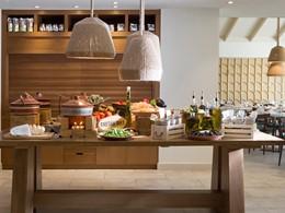 Spécialités locales au restaurant Mediterraneo