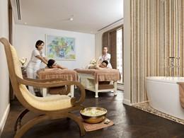 Le spa de l'Hôtel des Arts Saigon au Vietnam