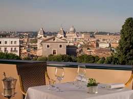 Profitez d'une vue imprenable sur Rome