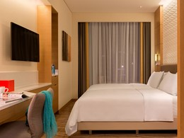 Superior Room du Jen Orchardgateway Singapore
