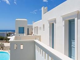 Architecture typique des Cyclades