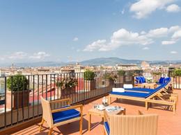 Profitez d'une vue spectaculaire sur la ville de Florence