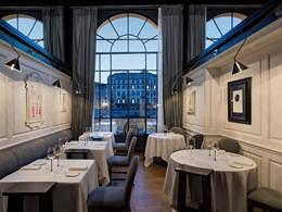 Le restaurant étoilé Borgo San Jacopo