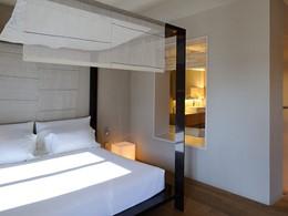 Suite Junior de l'hôtel OMM en Barcelone
