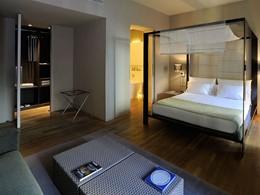 Suite de l'hôtel OMM en Barcelone