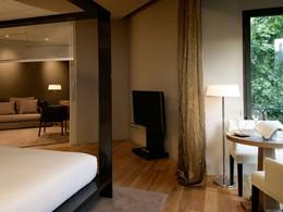 Suite Paseo De Gracia de l'hôtel OMM en Barcelone