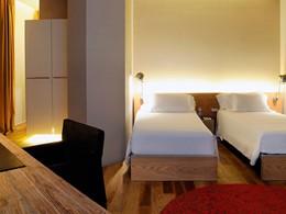 Chambre Intérieure de l'hôtel OMM en Barcelone