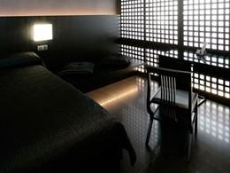 Chambre De Luxe Club de l'hôtel Silken Puerta de América à Madrid