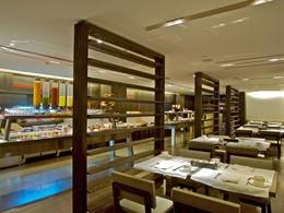 Le MAD Restaurant de l'hôtel Silken Puerta de América en Espagne