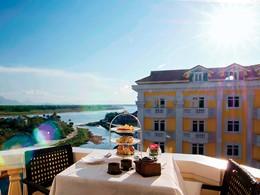 Petits délices à l'heure du thé à l'Hotel Royal Hoi An