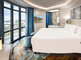 Deluxe Suite de l'Hotel Royal Hoi An au Vietnam