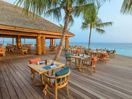 Le restaurant Canneli du Hurawalhi Island Resort