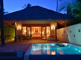 Deluxe Beach Bungalow with Pool