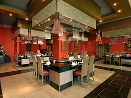 Le restaurant japonais Hashira