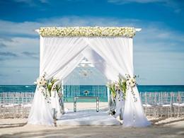 Mariage dans un cadre idyllique