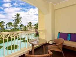 Suite avec balcon