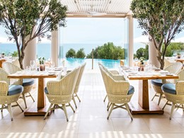 Le restaurant français Provence l'hôtel Ikos Oceania