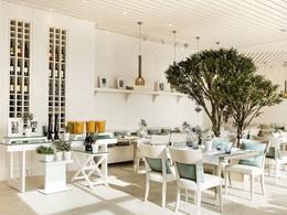 Le restaurant FUSCO de l'hôtel Ikos Oceania