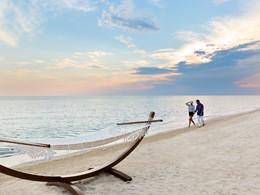 Moment de détente dans un cadre idyllique à l'Ikos Oceania