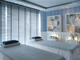 Le spa de l'hôtel 5 étoiles Ikos Olivia à Halkidiki
