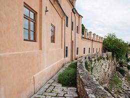 La façade de l'Imaret