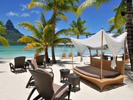 Sands Bar de l'InterContinental Resort & Thalasso Spa Bora Bora