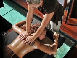 Profitez des somptueux soins du spa du l'Intercontinental