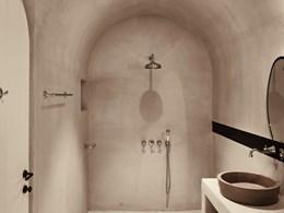 La salle de bain de la Saga Suite