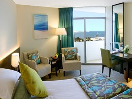La chambre Vue Mer du Jebel Ali Golf Resort & Spa à Dubaï