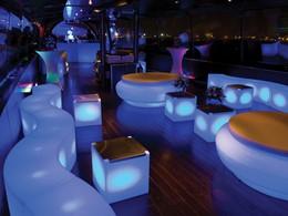 Le bar Divaz de l'hôtel Jebel Ali à Dubai