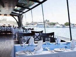 Le restaurant Divaz de l'hôtel Jebel Ali à Dubai