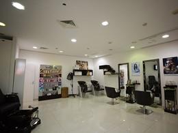 Le salon de coiffure de l'hôtel 4 étoiles Jebel Ali