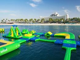 Water Park du Jebel Ali Golf Resort & Spa à Dubaï